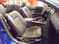 2007 Vista Blue Metallic Ford Mustang GT Premium Convertible  photo #21