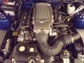 2007 Vista Blue Metallic Ford Mustang GT Premium Convertible  photo #23