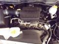 2008 Brilliant Black Crystal Pearl Dodge Ram 1500 Lone Star Edition Quad Cab  photo #23
