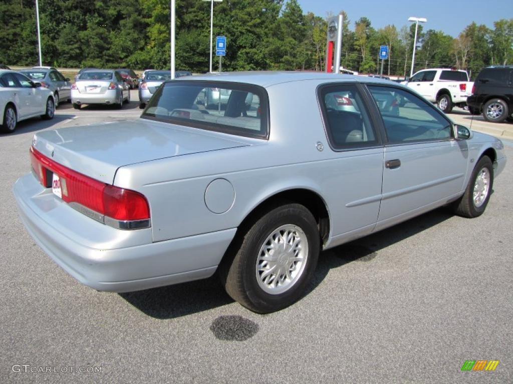 1994 opal frost metallic mercury cougar xr7 v8 36856771 photo 5 gtcarlot com car color galleries gtcarlot com