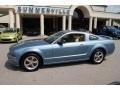 2006 Windveil Blue Metallic Ford Mustang GT Premium Coupe  photo #2