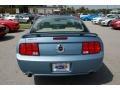 2006 Windveil Blue Metallic Ford Mustang GT Premium Coupe  photo #16