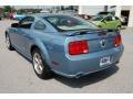 2006 Windveil Blue Metallic Ford Mustang GT Premium Coupe  photo #17