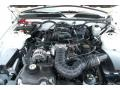 2006 Performance White Ford Mustang V6 Deluxe Convertible  photo #23