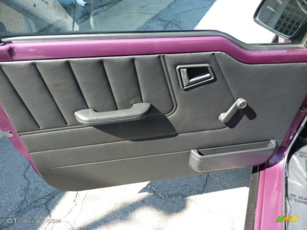 1997 Geo Tracker Soft Top 4x4 Door Panel Photos