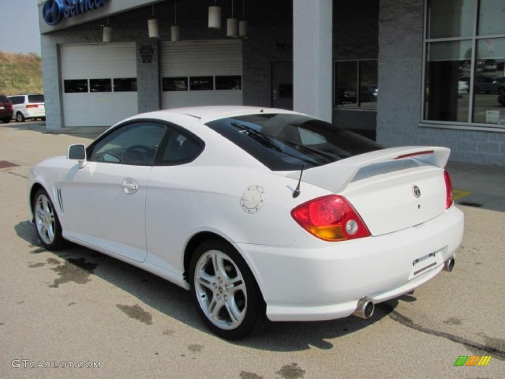 2004 alpine white hyundai tiburon tuscani 36856565 photo 6 gtcarlot com car color galleries gtcarlot com