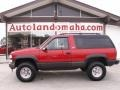 Victory Red 1995 Chevrolet Tahoe Gallery