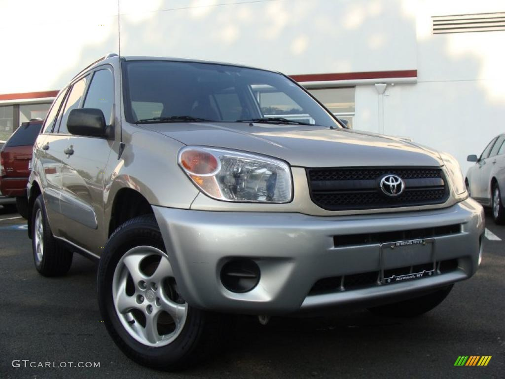 2005 savannah metallic toyota rav4 4wd 36857509 car color galleries. Black Bedroom Furniture Sets. Home Design Ideas