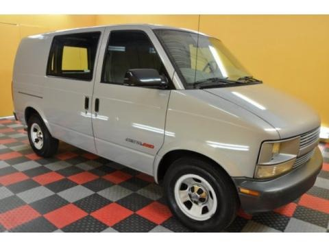 2000 Chevrolet Astro AWD Cargo Van Data, Info and Specs