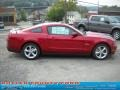 2011 Red Candy Metallic Ford Mustang GT Premium Coupe  photo #2