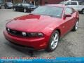 2011 Red Candy Metallic Ford Mustang GT Premium Coupe  photo #19
