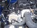 2007 Vista Blue Metallic Ford Mustang V6 Premium Coupe  photo #10