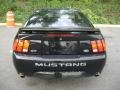 2002 Black Ford Mustang GT Coupe  photo #5