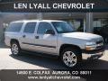 Silver Birch Metallic 2004 Chevrolet Suburban Gallery