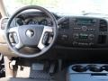 2011 Imperial Blue Metallic Chevrolet Silverado 1500 LT Extended Cab 4x4  photo #15