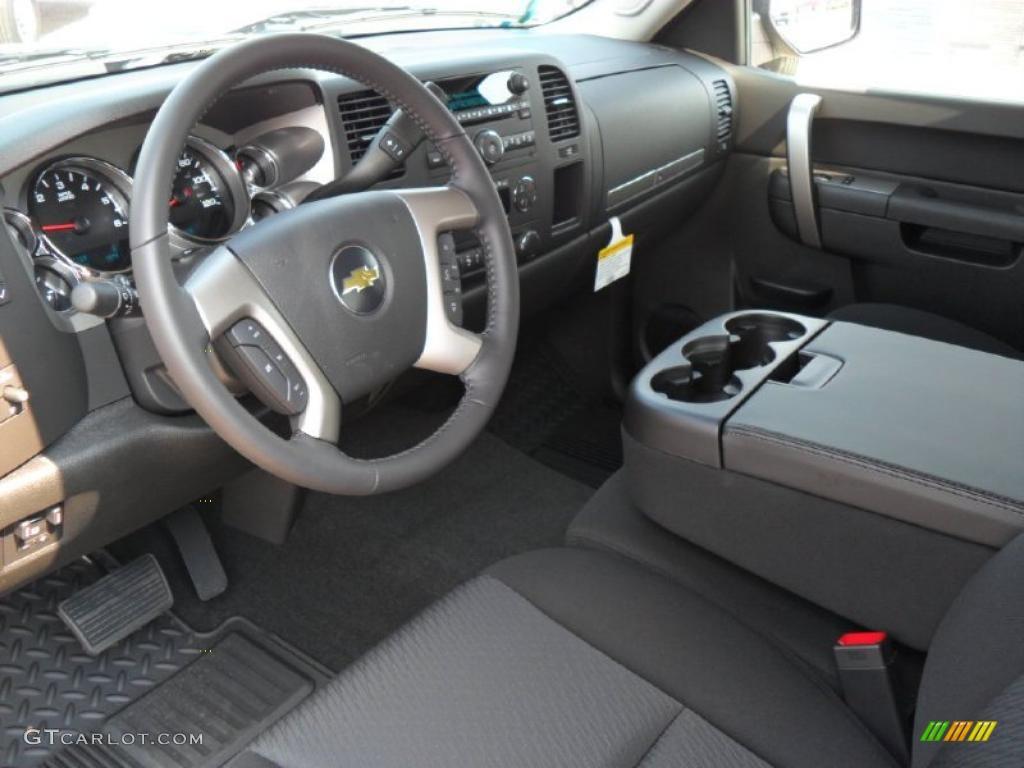 2011 Silverado 1500 LT Extended Cab 4x4 - Imperial Blue Metallic / Ebony photo #24