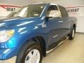 2008 Blue Streak Metallic Toyota Tundra SR5 CrewMax  photo #13