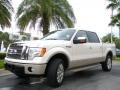 White Sand Tri Coat Metallic - F150 King Ranch SuperCrew 4x4 Photo No. 2