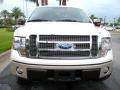 White Sand Tri Coat Metallic - F150 King Ranch SuperCrew 4x4 Photo No. 3