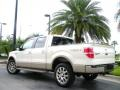 White Sand Tri Coat Metallic - F150 King Ranch SuperCrew 4x4 Photo No. 8