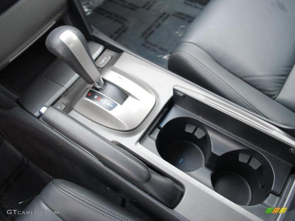2008 Nighthawk Black Pearl Honda Accord Ex L V6 Coupe 37125335 Photo 18 Car