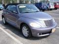 2007 Opal Gray Metallic Chrysler PT Cruiser Convertible  photo #3
