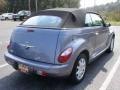 2007 Opal Gray Metallic Chrysler PT Cruiser Convertible  photo #4