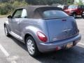 2007 Opal Gray Metallic Chrysler PT Cruiser Convertible  photo #6