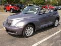 2007 Opal Gray Metallic Chrysler PT Cruiser Convertible  photo #10