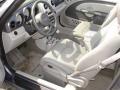 2007 Opal Gray Metallic Chrysler PT Cruiser Convertible  photo #12