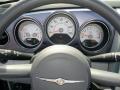 2007 Opal Gray Metallic Chrysler PT Cruiser Convertible  photo #15