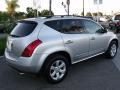 2007 Brilliant Silver Metallic Nissan Murano SL  photo #7