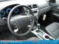 2011 Blue Flame Metallic Ford Fusion SEL V6 AWD  photo #8