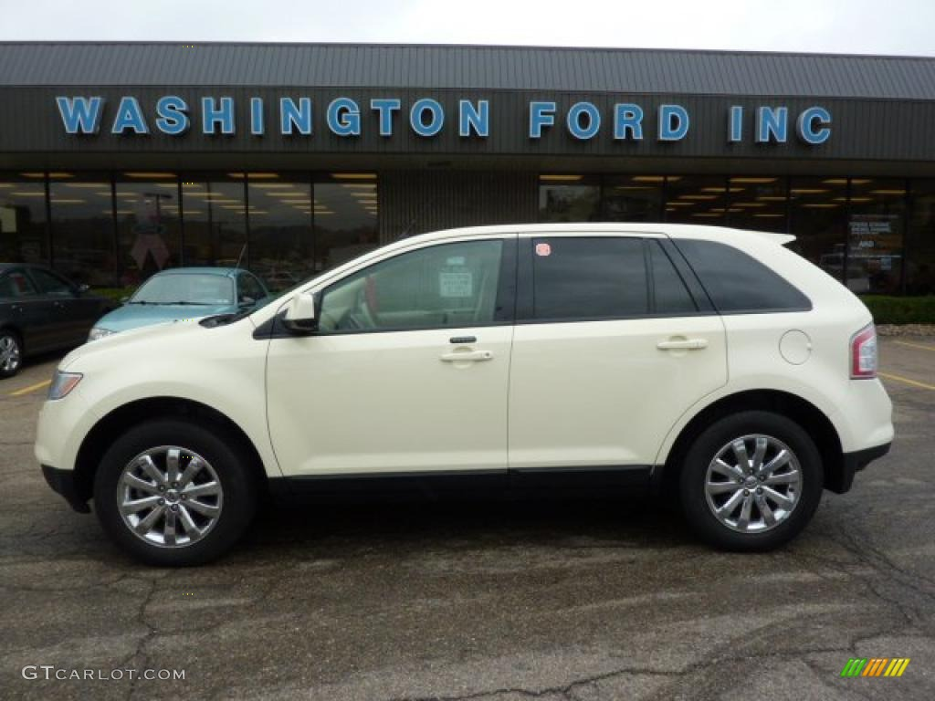 2007 ford edge sel colors