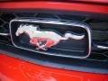 2011 Race Red Ford Mustang V6 Premium Coupe  photo #9