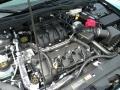 2011 Tuxedo Black Metallic Ford Fusion SEL V6  photo #12