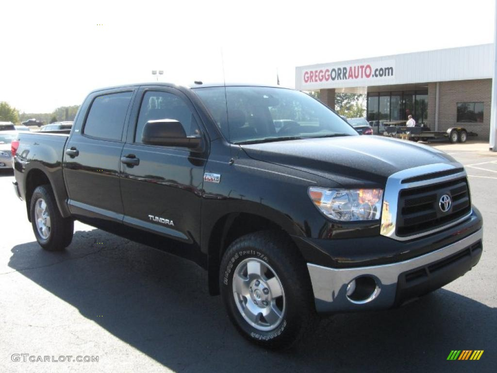 2011 toyota tundra black 200 interior and exterior images. Black Bedroom Furniture Sets. Home Design Ideas