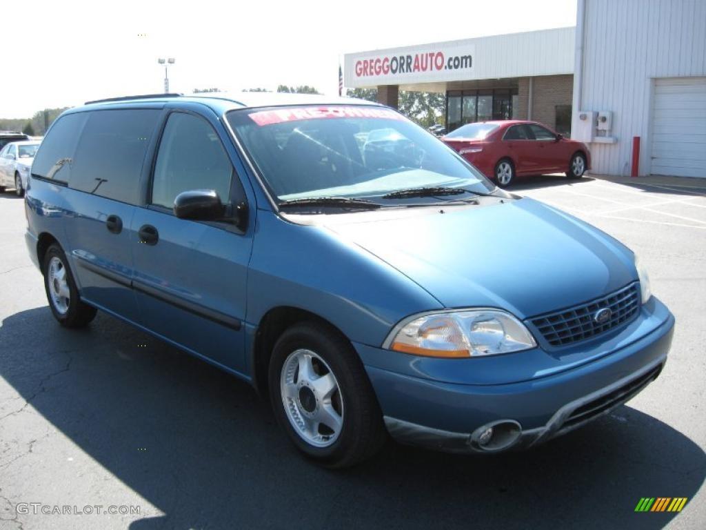 2003 light sapphire blue metallic ford windstar lx 37322116 car color galleries. Black Bedroom Furniture Sets. Home Design Ideas