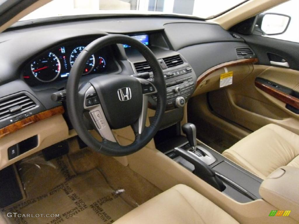 2011 Honda Accord Ex L V6 Sedan Interior Photo 37331848