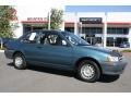 Teal Mist Metallic 1994 Toyota Tercel Coupe