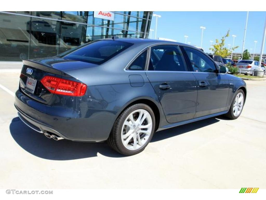 2011 meteor grey pearl effect audi s4 3 0 quattro sedan. Black Bedroom Furniture Sets. Home Design Ideas
