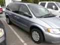 2003 Butane Blue Pearl Chrysler Town & Country LX  photo #12