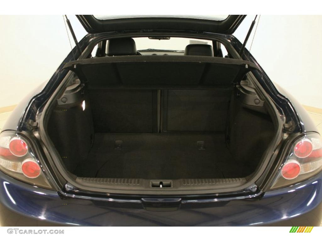 2008 Hyundai Tiburon GT Trunk Photo #37407918