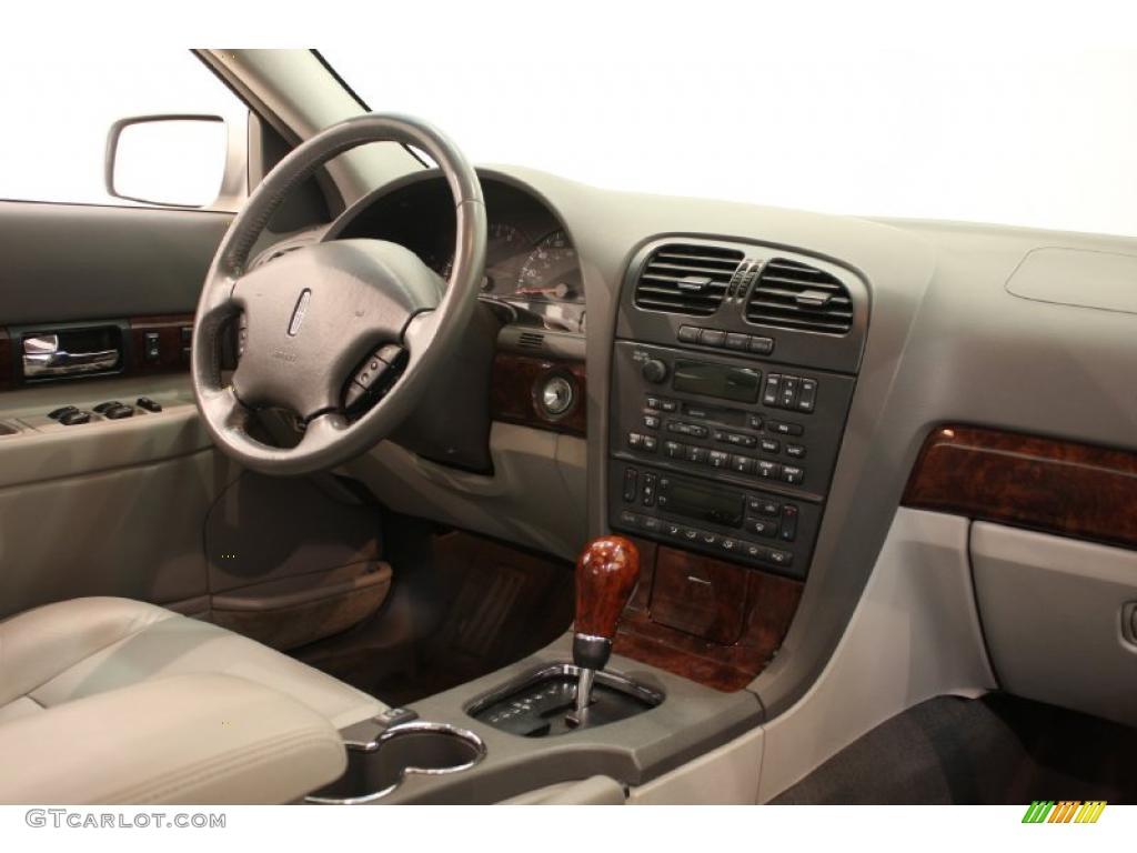 2001+lincoln+ls+v8+interior