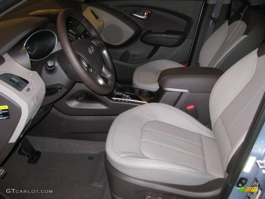 2011 Hyundai Tucson Limited Interior Photo 37425110