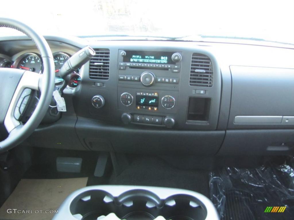 2011 Silverado 1500 LT Crew Cab 4x4 - Black / Ebony photo #14