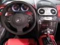 2008 SLR McLaren Roadster 300SL Red Interior