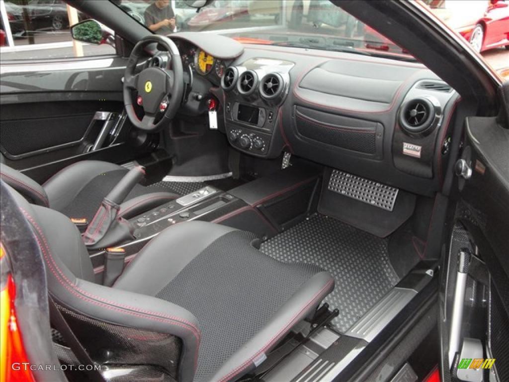 2009 Ferrari F430 16m Scuderia Spider Interior Photo 37441342