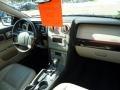2008 Dark Blue Ink Metallic Lincoln MKZ AWD Sedan  photo #17