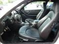 Nero (Black) 2004 Maserati Coupe Interiors